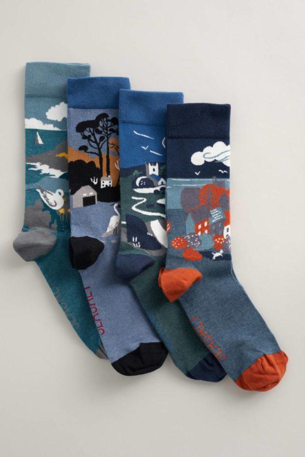 Seasalt Socks Boxes