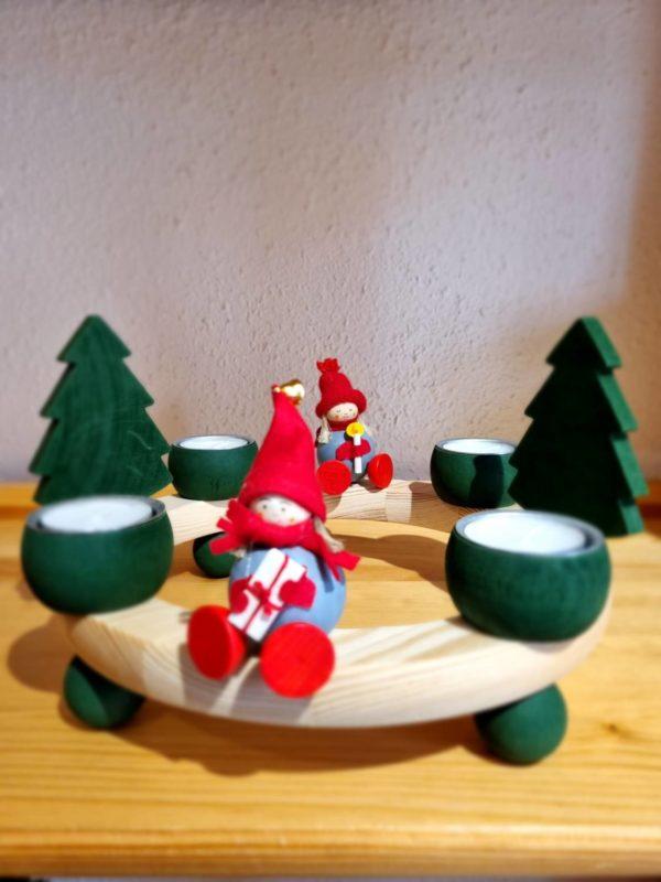 Dein Weihnachtskranz